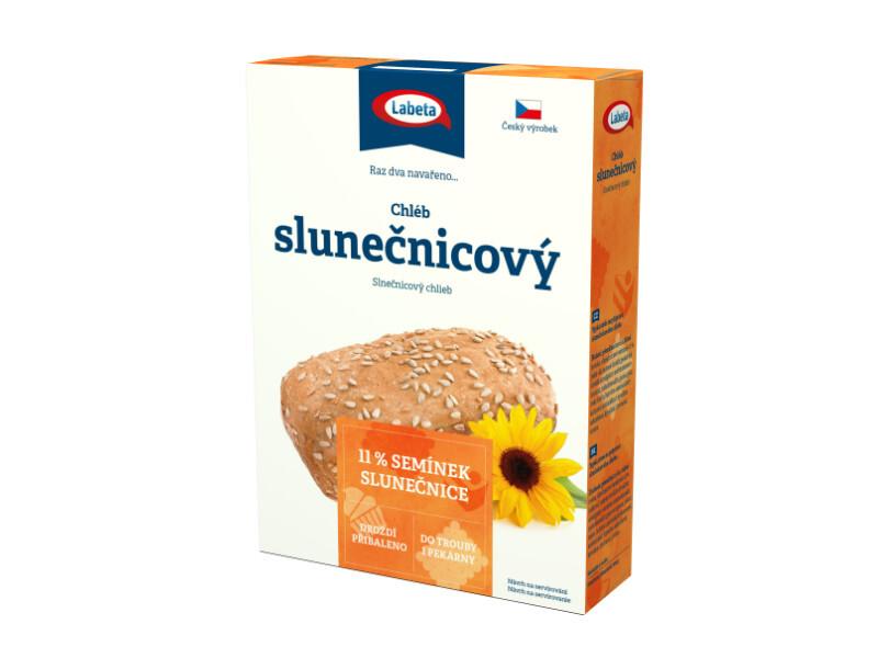 Zobrazit detail výrobku LABETA A.S. Chléb slunečnicový 500 g