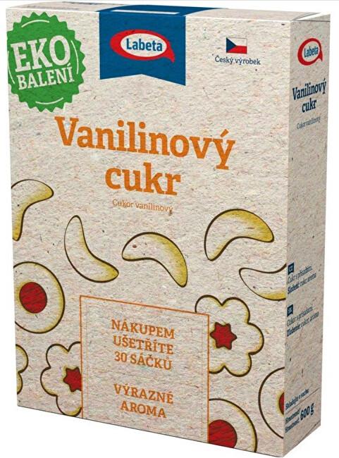 Zobrazit detail výrobku LABETA A.S. Vanilínový cukr 600 g