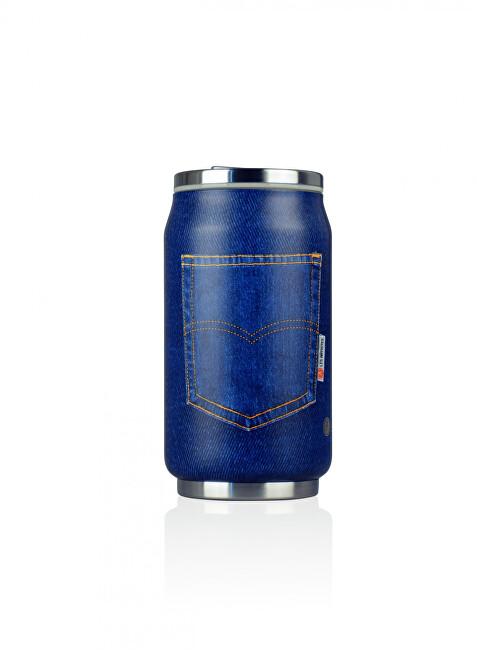 Zobrazit detail výrobku LES ARTISTES Termohrnek 280 ml Blue Jean A-2030