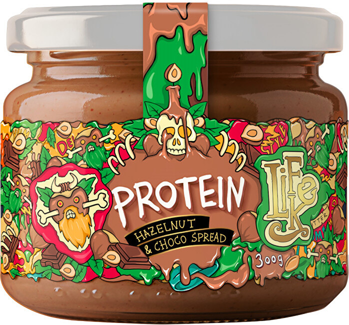 Zobrazit detail výrobku Lifelike Food Protein hazelnut 300 g