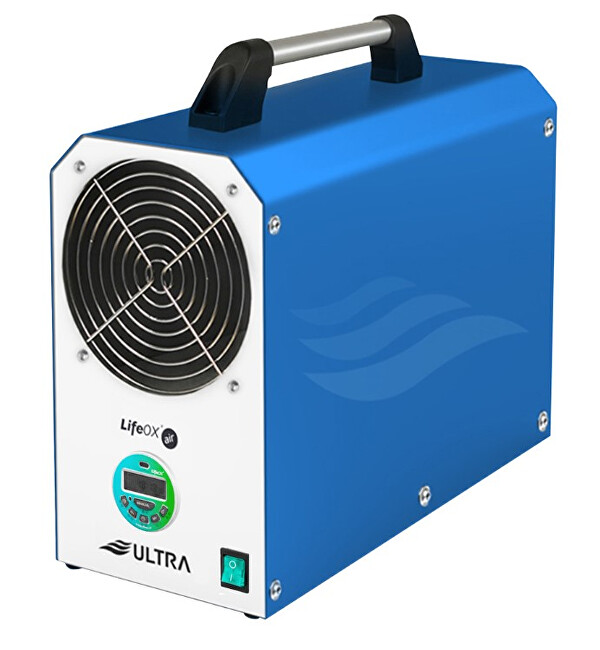 Zobrazit detail výrobku Lifetech LifeOX Air Ultra digital generátor ozonu