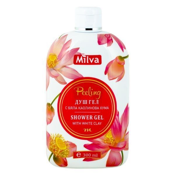 Zobrazit detail výrobku Milva Sprchový gel peeling 300 ml