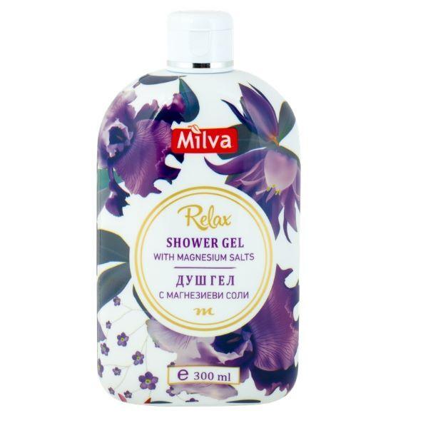 Zobrazit detail výrobku Milva Sprchový gel relax 300 ml