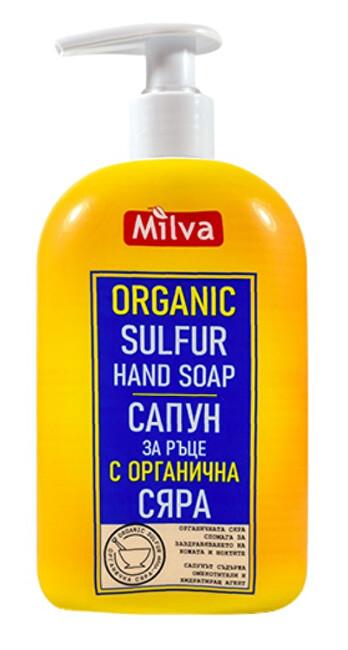 Zobrazit detail výrobku Milva Tekuté mýdlo na ruce SÍRA 300 ml