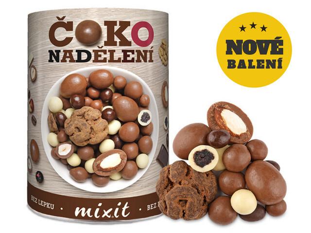 Zobrazit detail výrobku Mixit Čokoládové nadělení 450 g