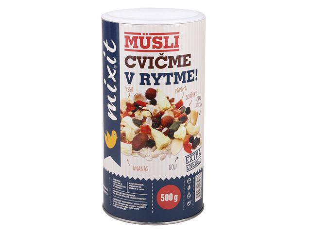 Zobrazit detail výrobku Mixit Cvičme v rytme 500 g