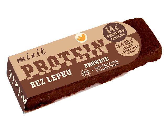 Zobrazit detail výrobku Mixit Mixitka BEZ LEPKU - Brownie 50 g