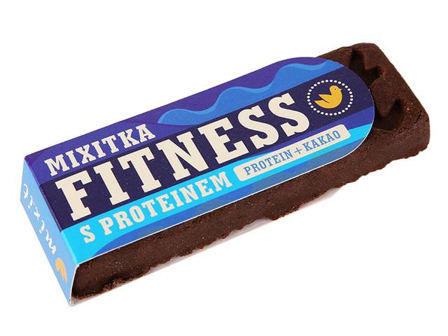 Zobrazit detail výrobku Mixit Mixitka BEZ LEPKU - Protein + kakao 50 g