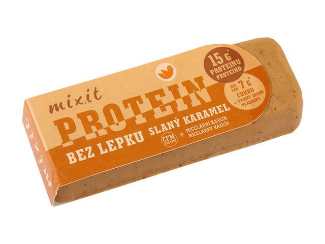 Zobrazit detail výrobku Mixit Mixitka BEZ LEPKU - Slaný karamel 50 g