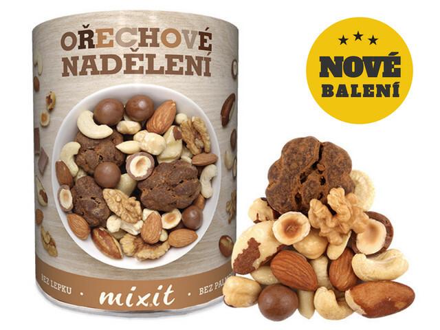Zobrazit detail výrobku Mixit Ořechové nadělení 450 g