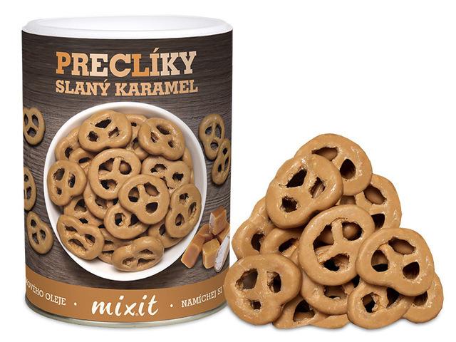 Zobrazit detail výrobku Mixit Preclíky - slaný karamel 250 g