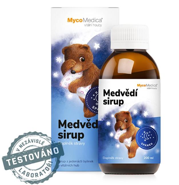 MycoMedica Medvedí sirup 200 ml