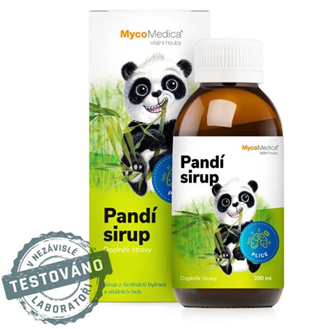 Zobrazit detail výrobku MycoMedica Pandí sirup 200 ml