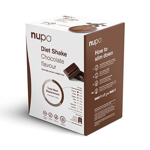 Zobrazit detail výrobku NUPO DIETA Čokoláda 12 porcí