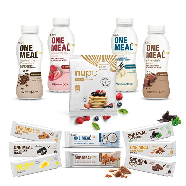 Zobrazit detail výrobku NUPO One Meal - Ochutnávka náhrady stravy