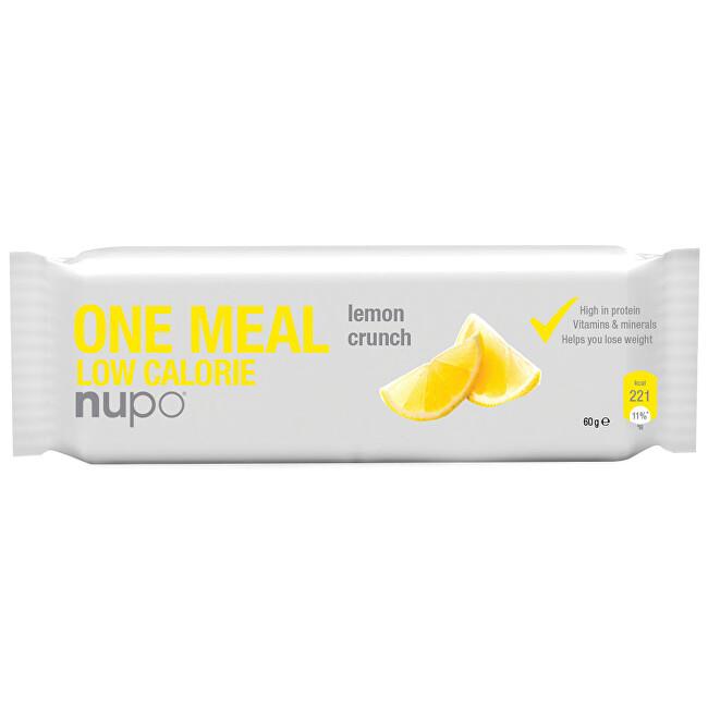 Zobrazit detail výrobku NUPO ONE MEAL tyčinka Citrónová 65 g