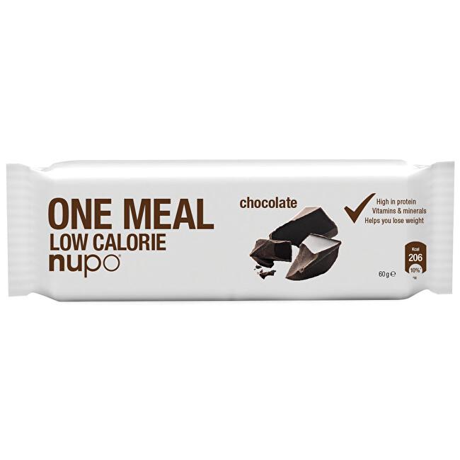 Zobrazit detail výrobku NUPO NUPO ONE MEAL tyčinka Čokoládová 65 g