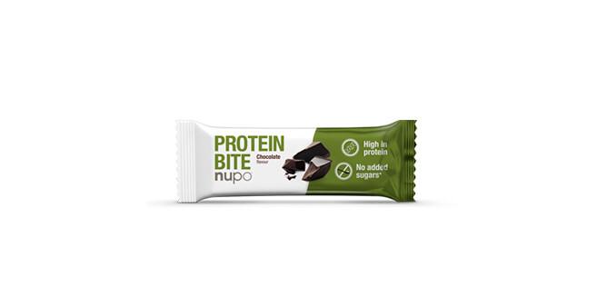 Zobrazit detail výrobku NUPO Protein Bite tyčinka Čokoláda 42 g