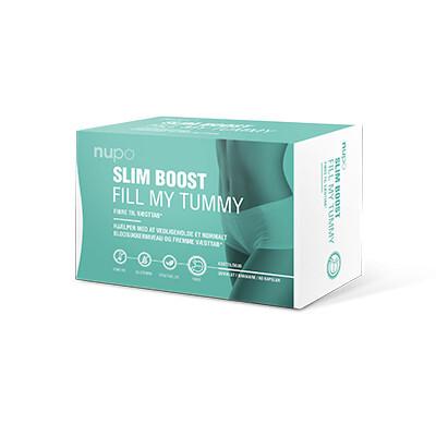 Zobrazit detail výrobku NUPO SLIM BOOST - Fill My Tummy 60 kapslí