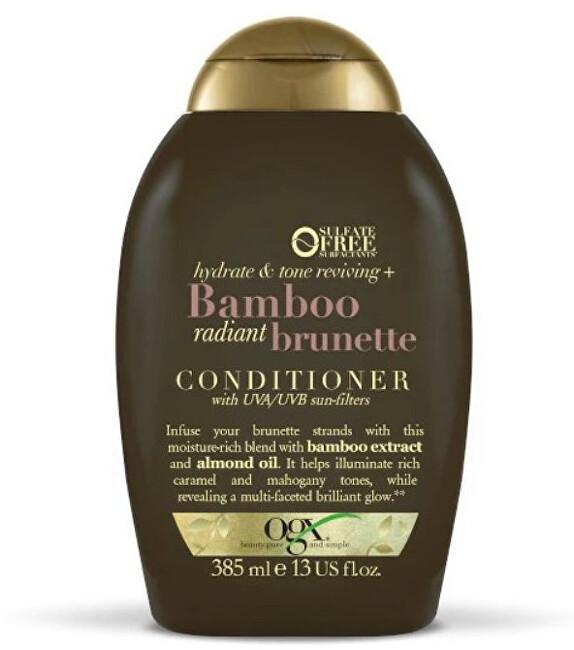 Zobrazit detail výrobku OGX Hydratační balzám bruneta Bambus s UVA/UVB filtrem 385 ml