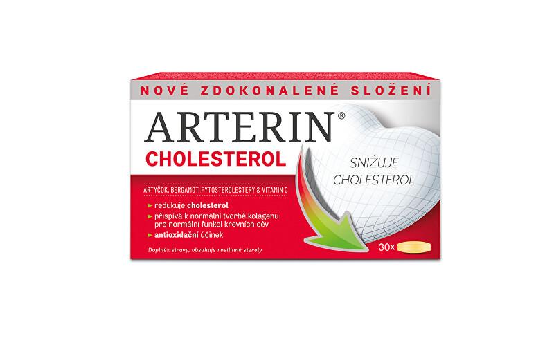 Zobrazit detail výrobku Omega Pharma Arterin Cholesterol 30 tbl.