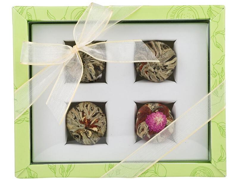 Zobrazit detail výrobku OXALIS Adikia zelená set kvetoucích čajů