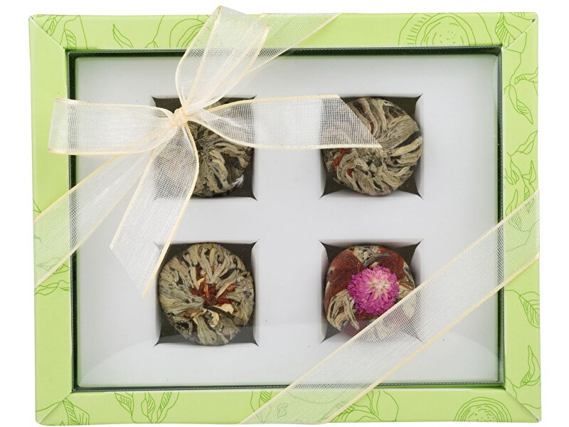 Zobrazit detail výrobku OXALIS Adikia zelená - set kvetoucích čajů