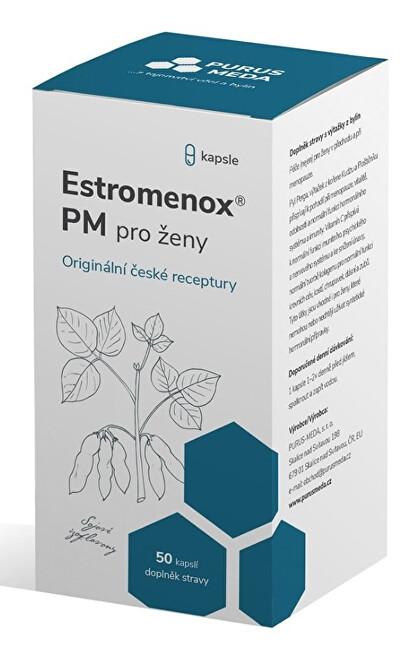 Zobrazit detail výrobku Purus Meda PM Estromenox 50 cps.