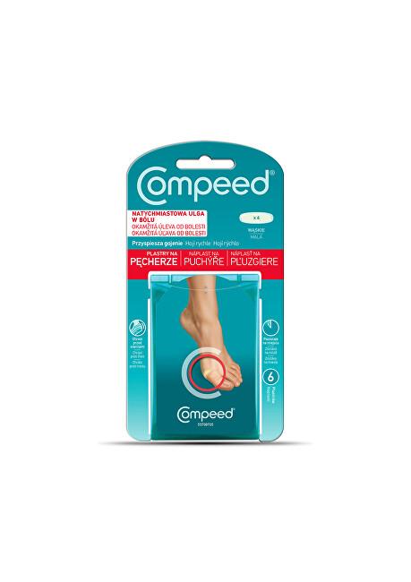 Zobrazit detail výrobku Compeed COMPEED Náplast na puchýře malá 6 ks