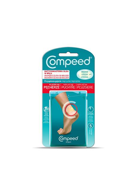 Zobrazit detail výrobku Compeed COMPEED Náplast na puchýře střední 5 ks