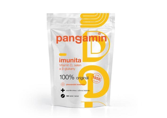 Zobrazit detail výrobku Rapeto Pangamin imunita 120 tbl. sáček