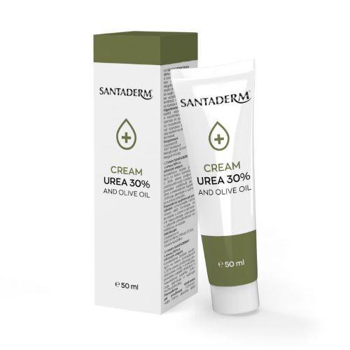 Zobrazit detail výrobku Santaderm Krém s 30% ureou a olivovým olejem 50 ml