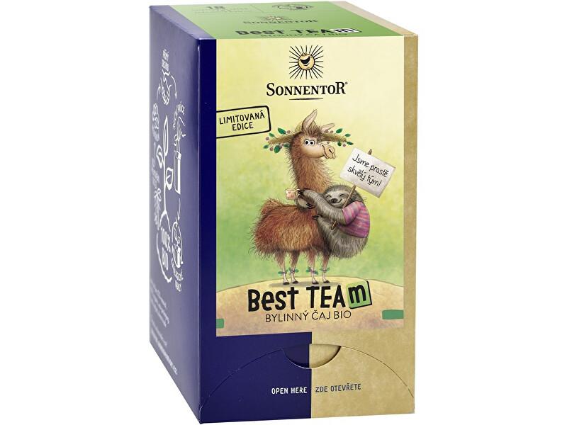 Zobrazit detail výrobku Sonnentor Bio BestTEAm 32,4 g