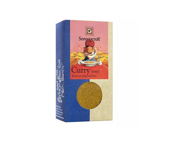 Zobrazit detail výrobku Sonnentor Bio Curry ostré 50g