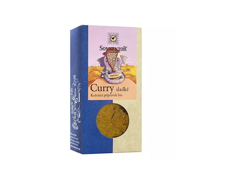 Zobrazit detail výrobku Sonnentor Bio Curry sladké 50g