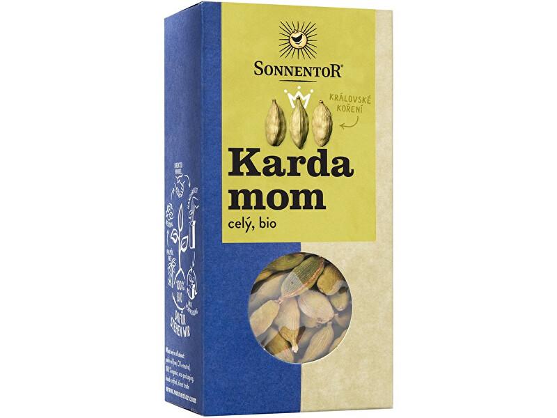 Zobrazit detail výrobku Sonnentor Bio Kardamom celý 40g