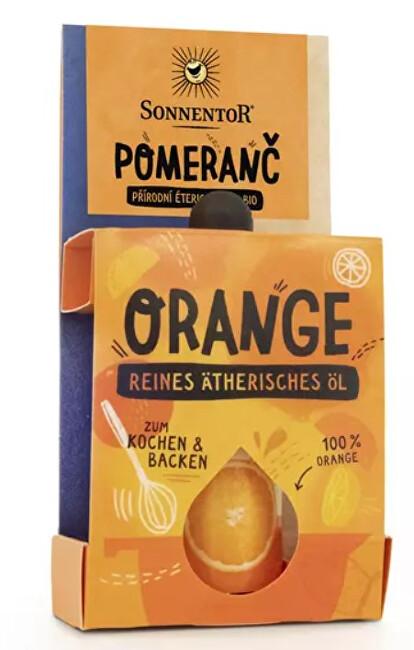 Zobrazit detail výrobku Sonnentor Bio Pomeranč 4,5ml