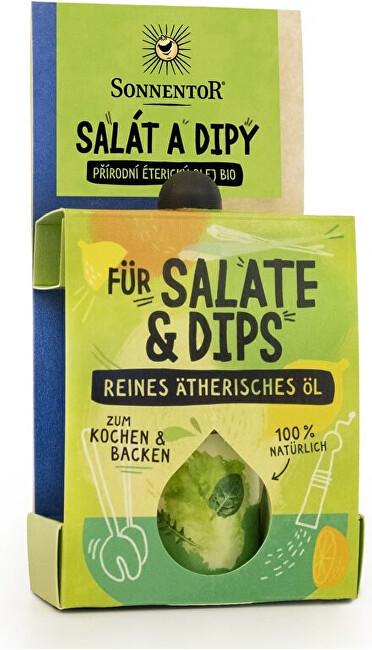 Zobrazit detail výrobku Sonnentor Bio Salát a dipy 4,5ml
