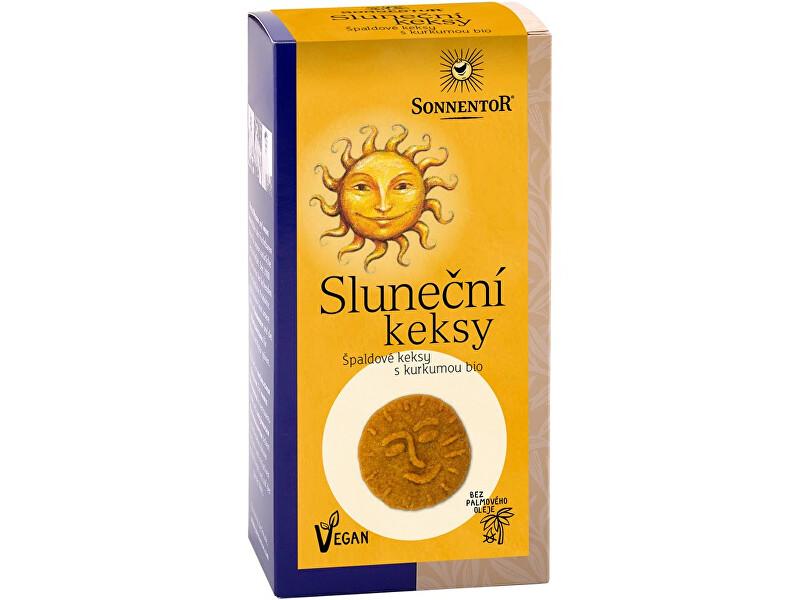 Zobrazit detail výrobku Sonnentor Bio Sluneční keksy 125g