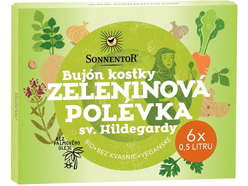 Zobrazit detail výrobku Sonnentor Bio Zeleninová polévka sv. Hildegardy 60g