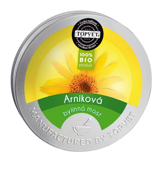 Zobrazit detail výrobku Topvet Arniková mast 50 ml