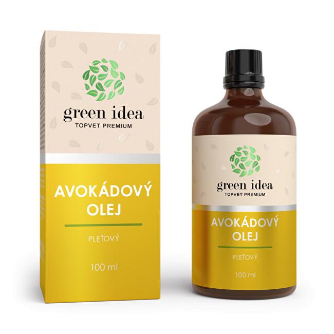Zobrazit detail výrobku Topvet Avokádový olej  100 ml