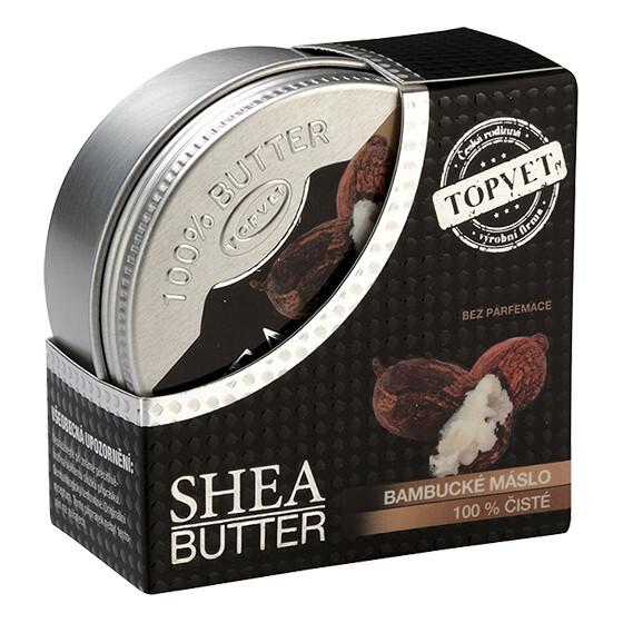 Zobrazit detail výrobku Topvet Bambucké máslo 100 ml