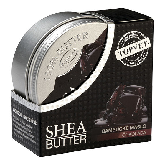 Bambucké máslo s ČOKOLÁDOU 100 ml