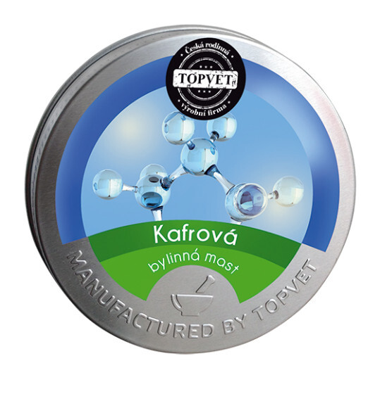 Zobrazit detail výrobku Topvet Kafrová mast 50 ml