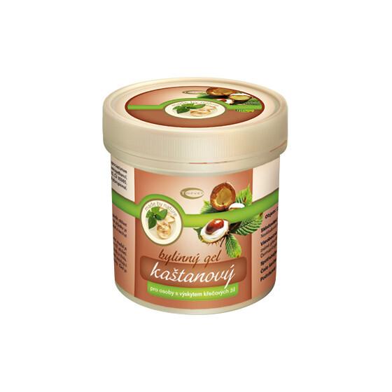 Zobrazit detail výrobku Topvet Kaštanový masážní gel 250 ml