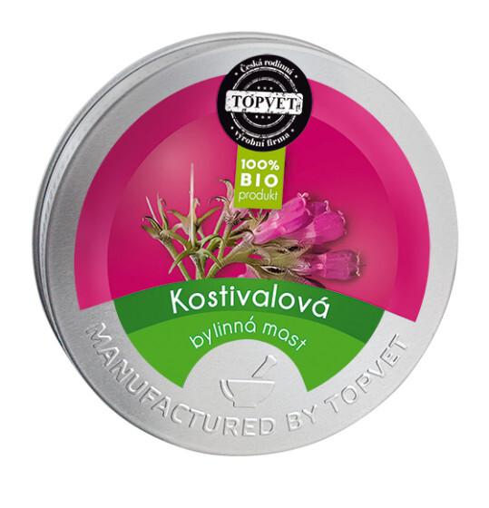 Zobrazit detail výrobku Topvet Kostivalová mast 50 ml