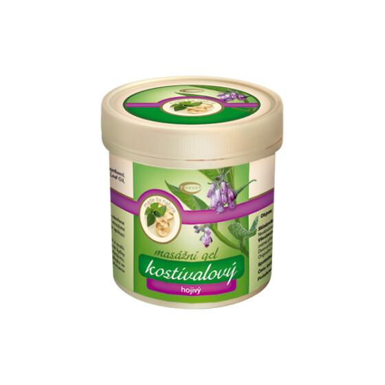 Zobrazit detail výrobku Topvet Kostivalový masážní gel 250 ml