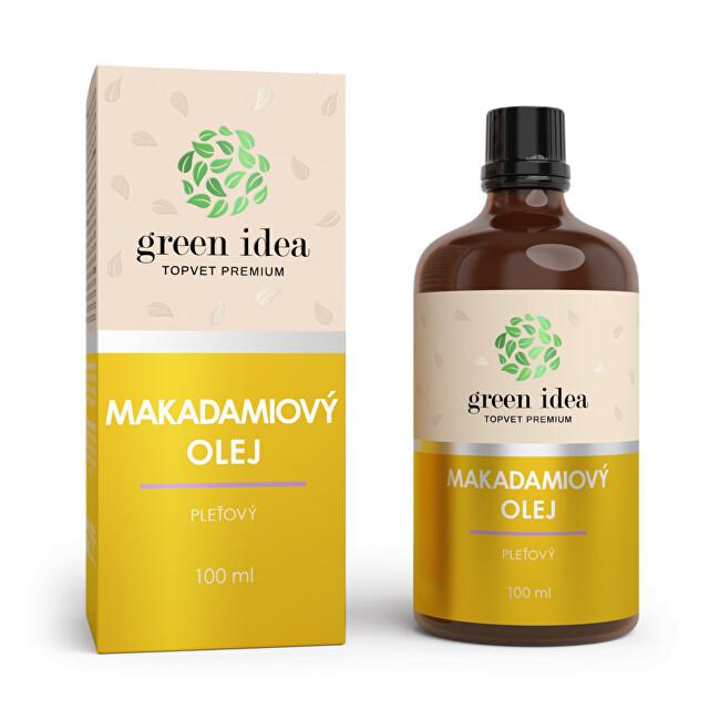 Zobrazit detail výrobku Topvet Makadamiový olej 100 ml