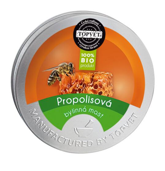 Zobrazit detail výrobku Topvet Propolisová mast 50 ml